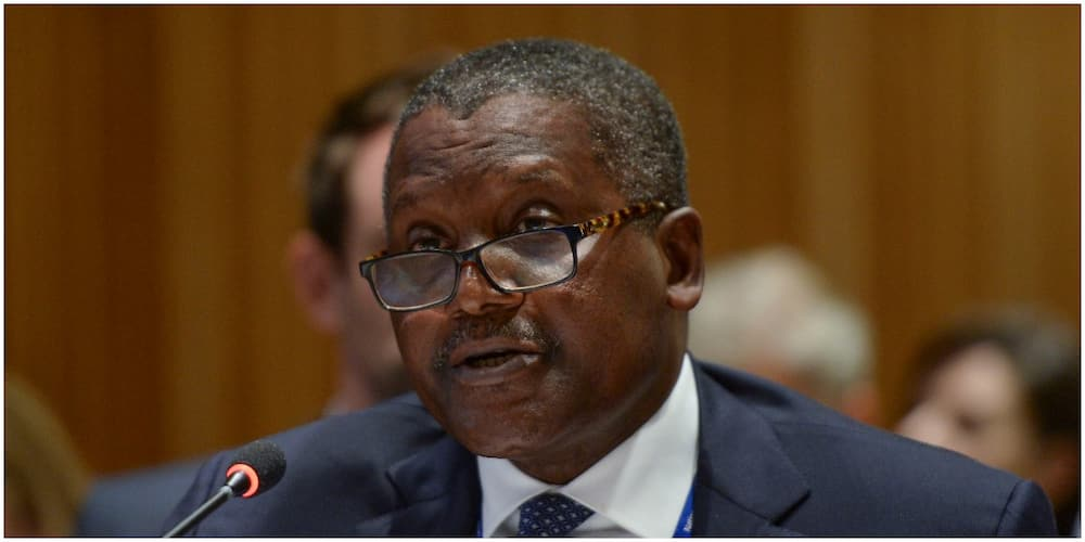 Dangote Cement Record N420billion Loss in First Quarter of 2021