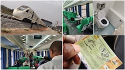 Itakpe-Warri and 4 other major rail infrastructure of the Buhari administration