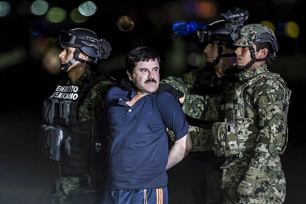 El Chapo: à propos de l'ascension et la chute de Joaquín Guzmán
