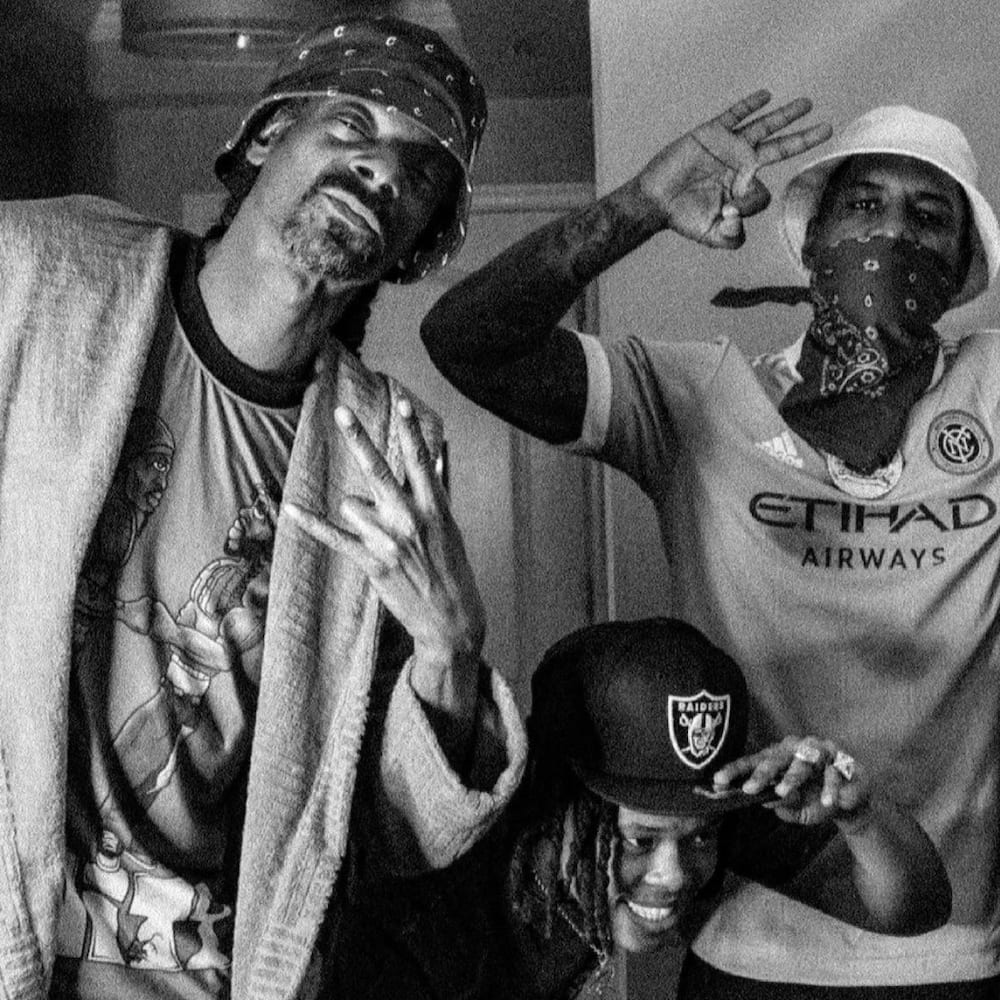 Nasty C hangs out with Snoop Dogg and fans completely lose their minds