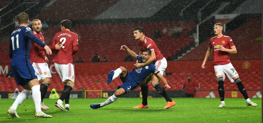 Manchester United vs Chelsea: Red Devils play out nervy 0-0 draw against solid Blues