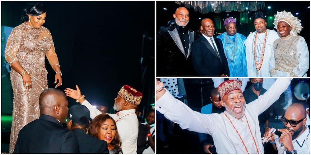 Nollywood actor RMD releases official birthday pictures.