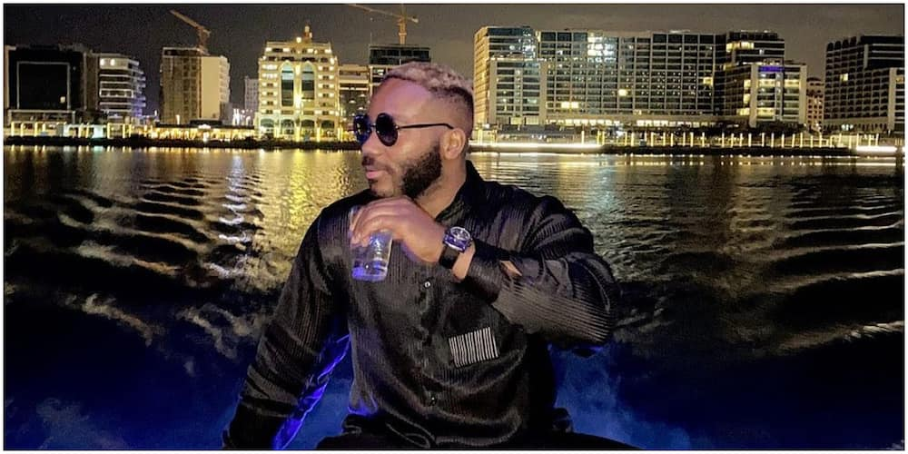 Don't compare me to your favs anymore, BBNaija's Kiddwaya says, brags about his Abuja, London houses