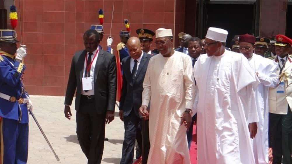 Idriss Deby: Nigerians React as Chad's President Dies of Injuries Suffered while Fighting Rebels