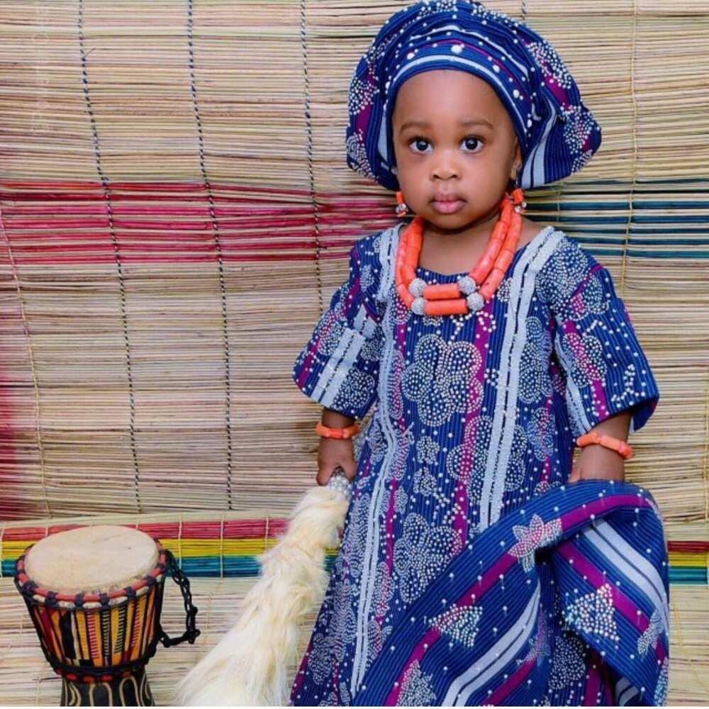 Nigerian traditional wear designs