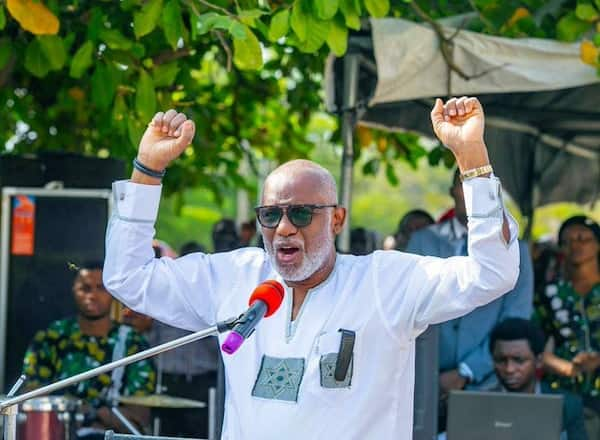 Quit notice: Details of Miyetti Allah's meeting with Akeredolu, other governors emerge