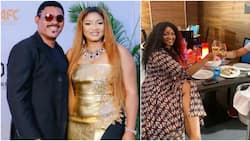 We were Told I wasn't the Marrying Type, Omotola and Hubby Speak on 25 Years of Marriage
