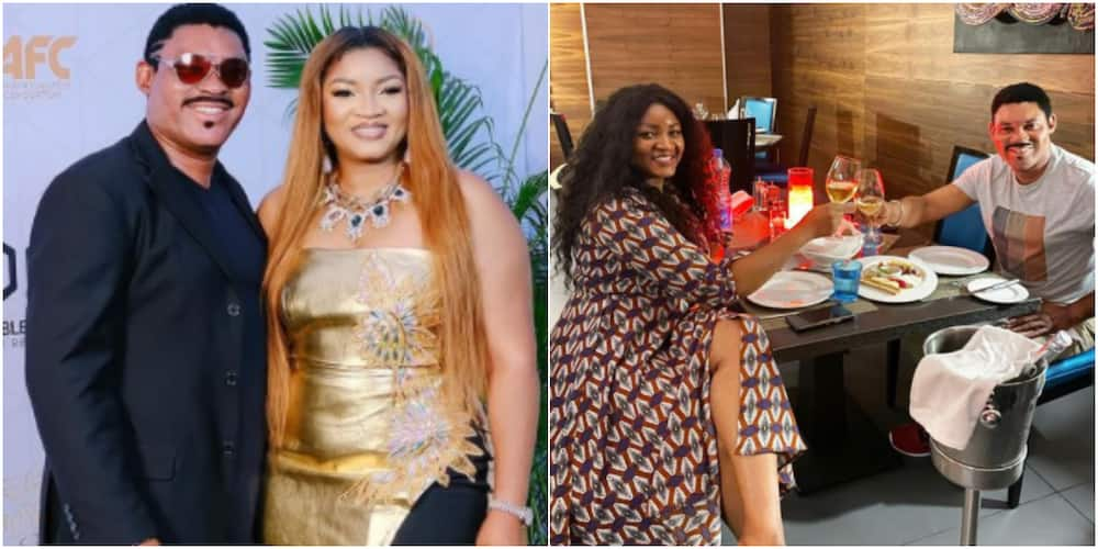 We were told I wasn't the marrying type, Omotola and hubby speak on 25th wedding anniversary