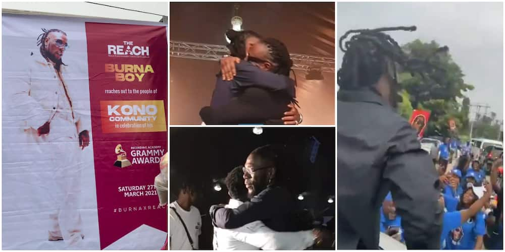 6 Awe-Inspiring Moments from Burna Boy's Trip to Port Harcourt in Celebration of His Grammy Win