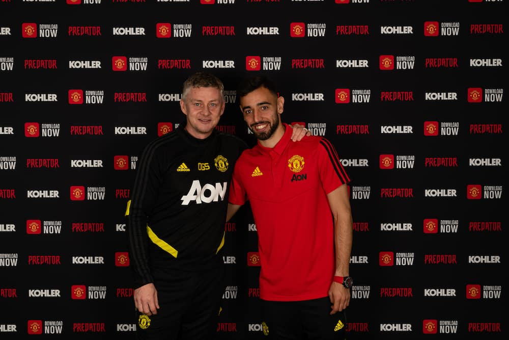 Bruno Fernandes has reportedly lost faith in Manchester United coach Solskjaer