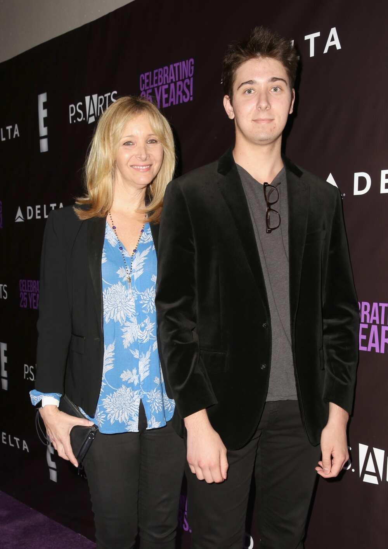 Lisa Kudrow's son