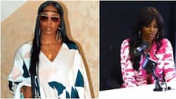 Ask your man: Fans tell Tiwa Savage as singer says she's being blackmailed over intimate tape with her lover