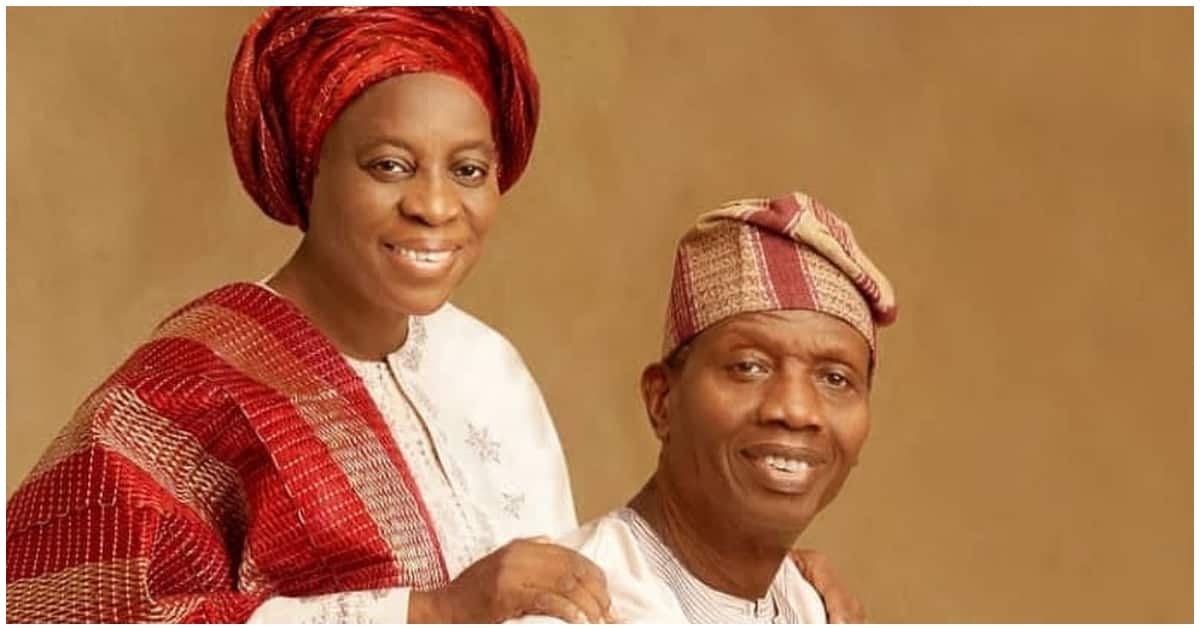 Image result for Pastor adeboye and wife