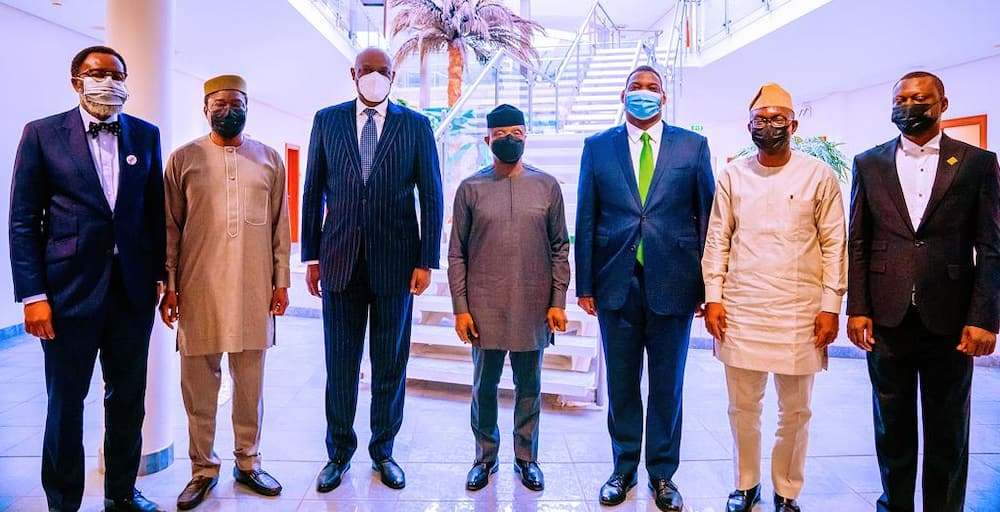 Osinbajo lauded by state Attorneys-General