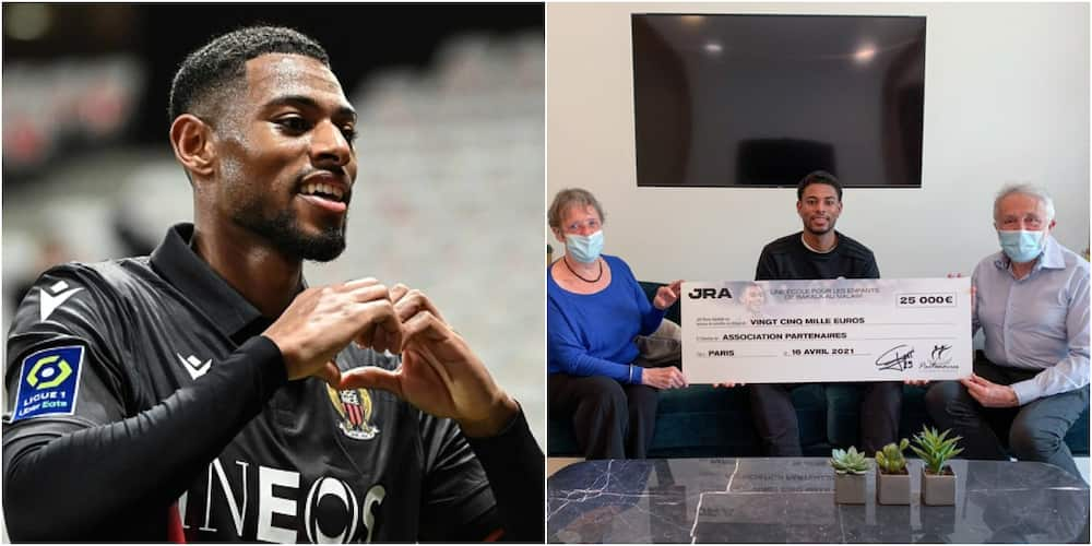 French footballer donates €25k to help build school and 2 lodges for teachers in Malawi