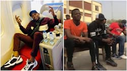 Barely 24 hours after getting arrested, Small Doctor gets released