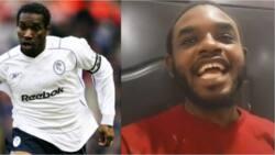 Nigerian man gives reasons Okocha should not be regarded as Super Eagles legend