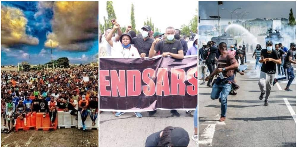 CBN Fault EndSARS Protesters For Dwindled Foreign Investment