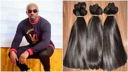 You people made bone straight hair expensive, it used to be boring, inferior to others - Socialite Pretty Mike blows hot