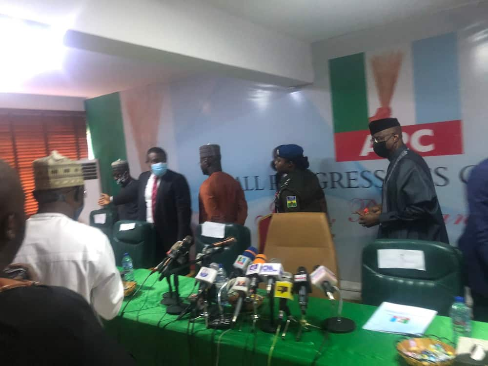 Breaking: APC Reveals Grand Strategy to Maintain Stay in Power for another 32 Years, Shares Video