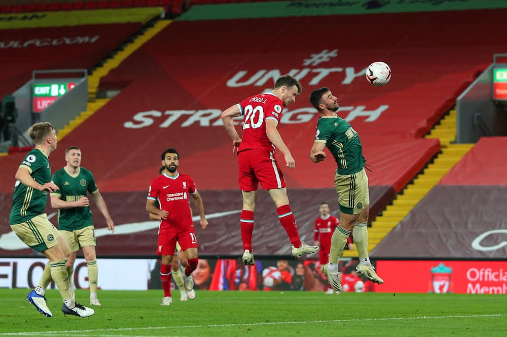 Liverpool vs Sheffield United: Firmino, Jota fire Reds to victory over Blades