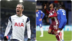 Super Eagles star rated 2nd most clinical goalscorer in the Premier League after Bale (top 9 revealed)