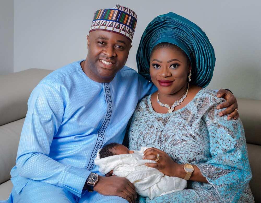 Femi Adebayo wife