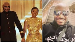 Let us deal with our issues internally: 2baba finally breaks silence over marriage crisis, Nigerians kick