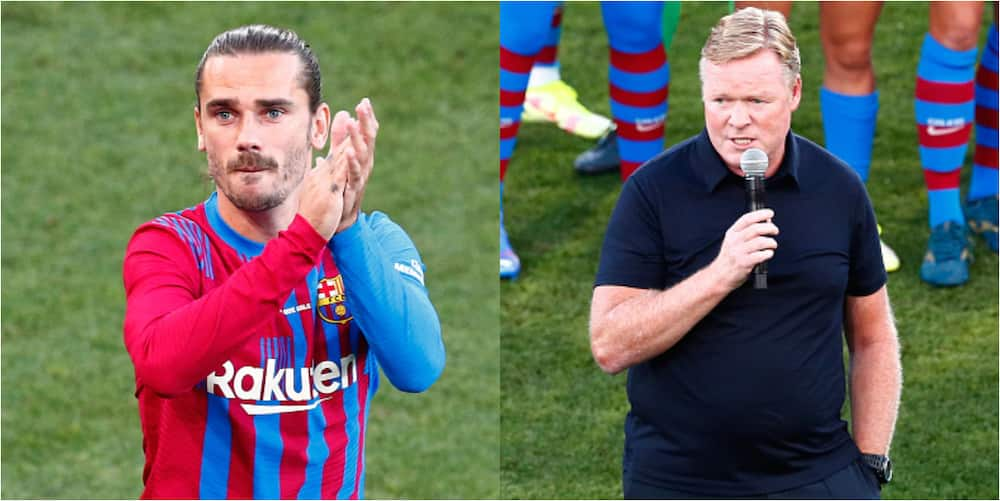 Barcelona Boss Reveals The Player That Will Fit Into Messi's Role After His Departure To PSG