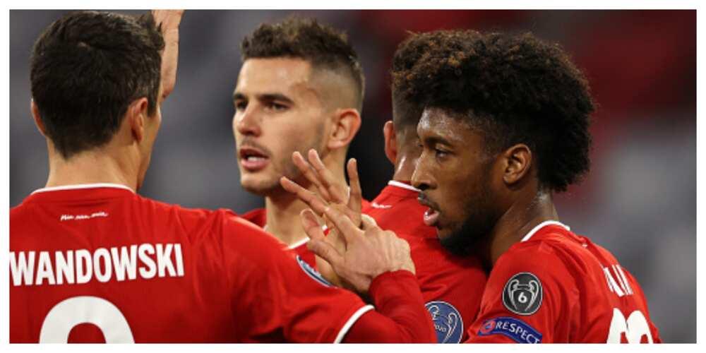 Atletico Madrid Bayern München