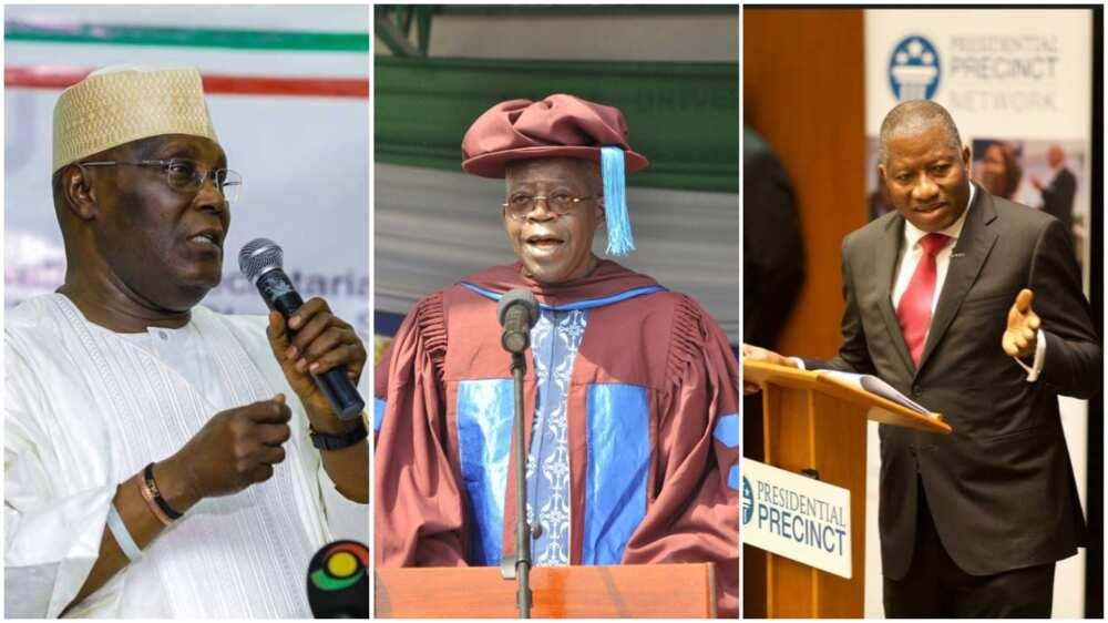Those supporting Tinubu, Jonathan, Atiku for president in 2023 want Nigeria to break up, says Igbo leaders