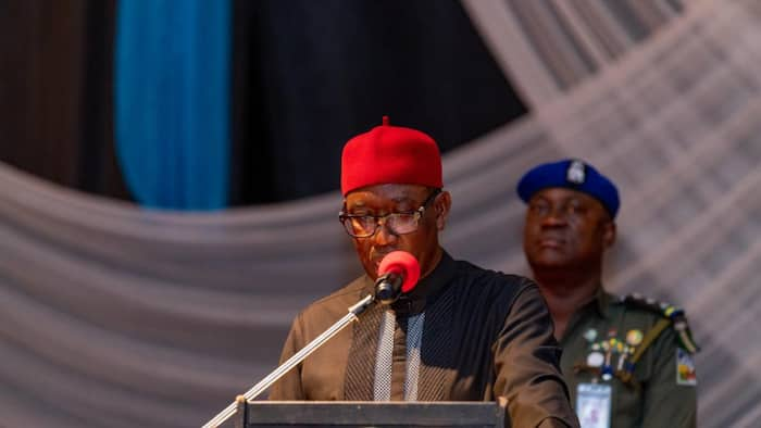 Electronic transmission of results, victory for democracy, says Gov Okowa