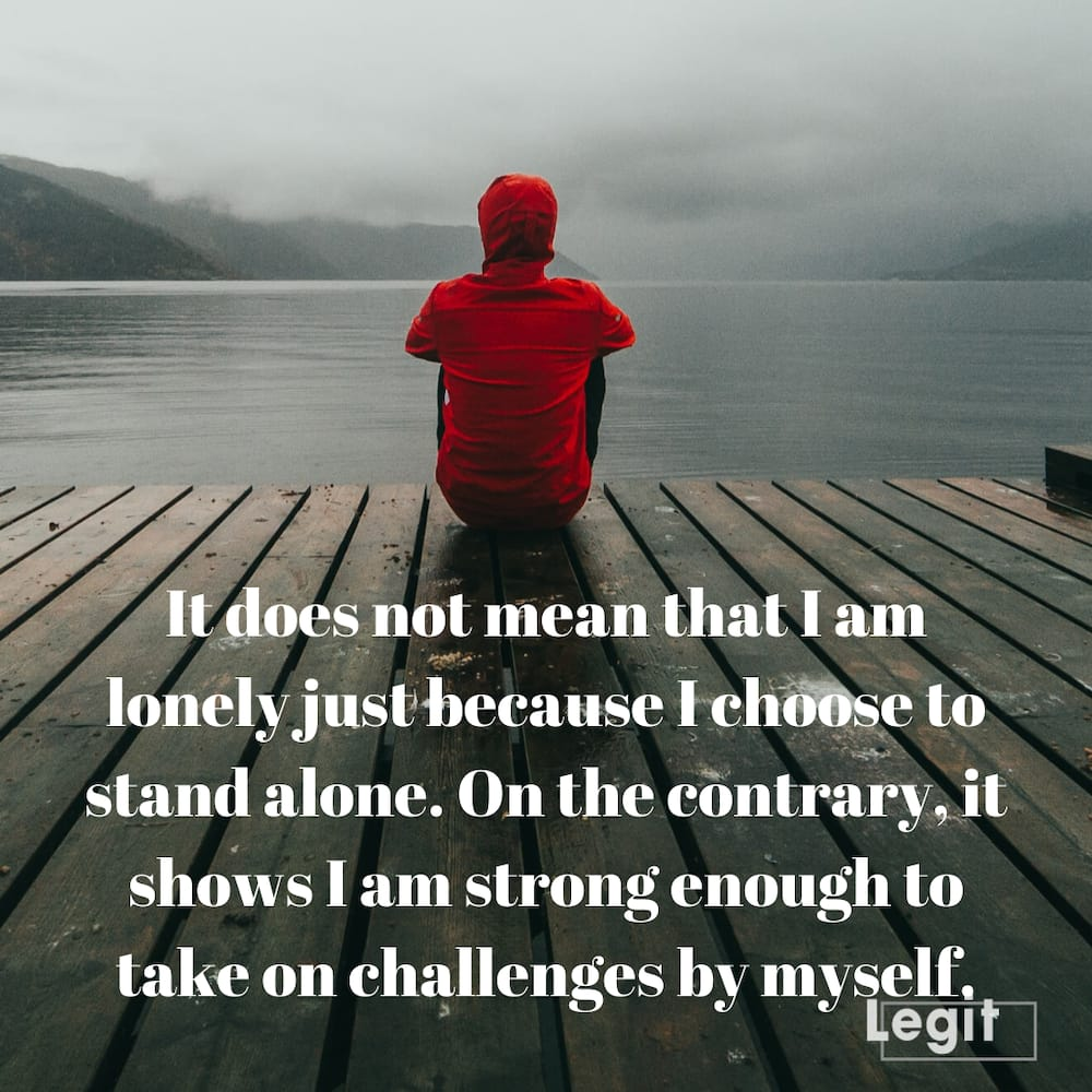 10 loneliness quotes and statuses to help you express your