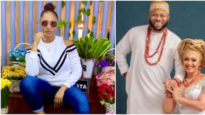 I'm the main and side chick, I can't leave him for anyone: Churchill's wife Rosy Meurer gushes over him