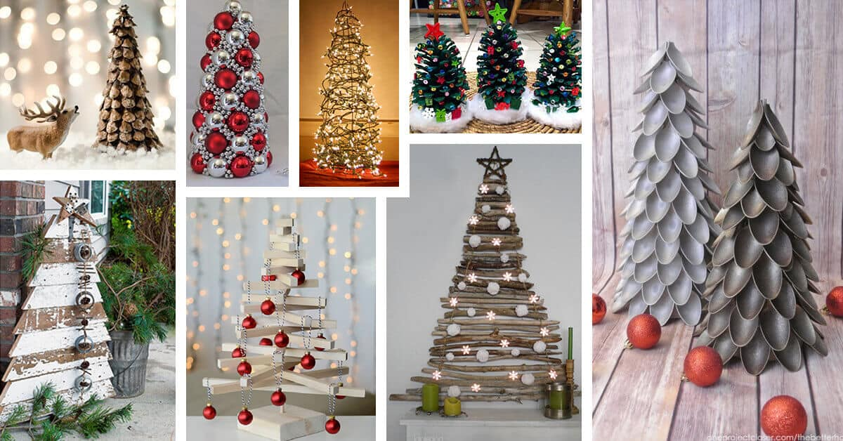 Christmas Tree DIY Ideas