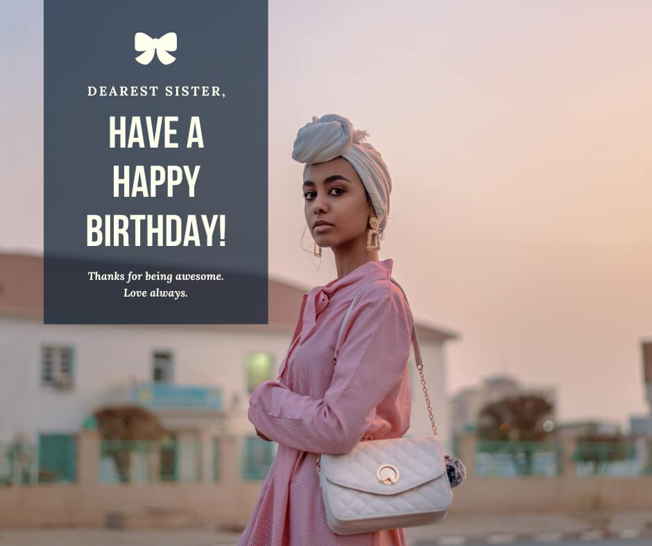 Happy Birthday Wishes For Sister She Will Adore Top Birthday Messages
