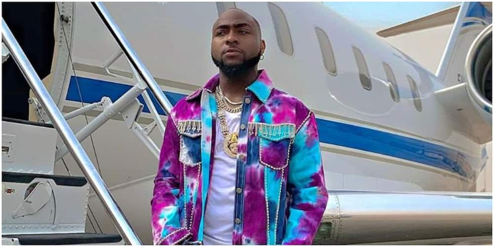 Singer Davido joins father's Pacific holdings LTD as a director