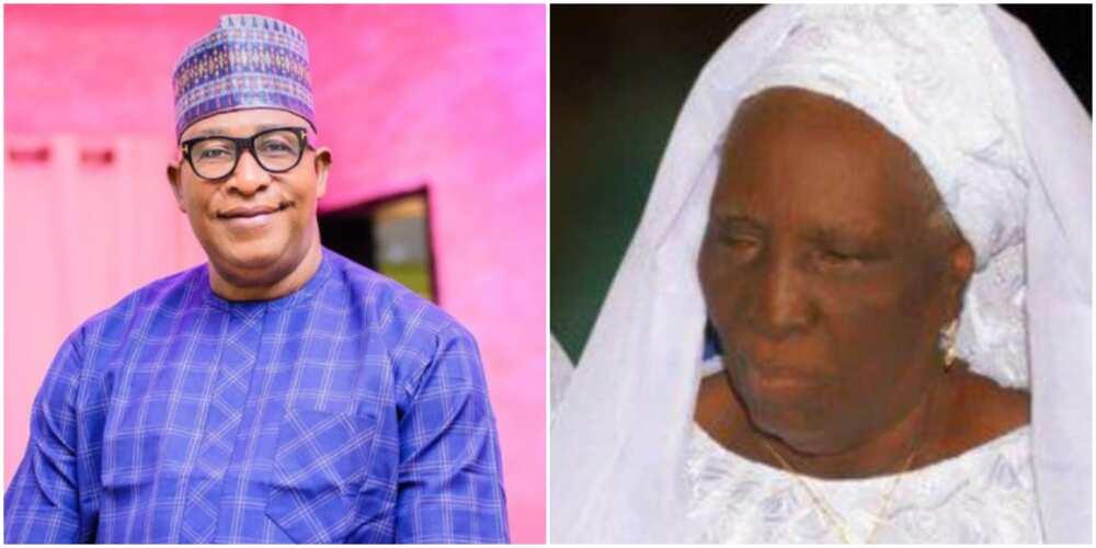 Adebayo Salami loses mother