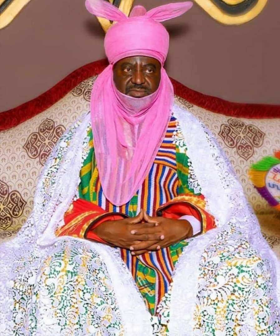 After Sanusi's removal, Ganduje names Ado Bayero's son Emir of Kano