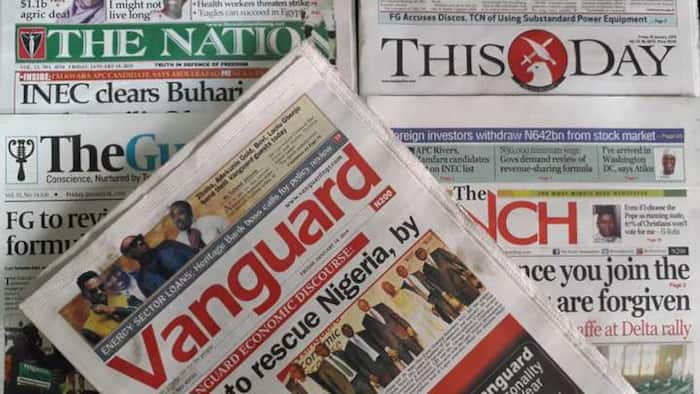 Newspaper review: INEC clears Buhari, Atiku others ahead of 2019, APC missing from Rivers list