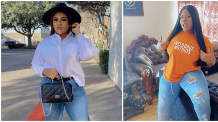 Nkechi Blessing says BBNaija fans should support dark-skinned girl not a fair one this time