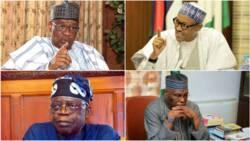 Tsufa na damun shi: Don ya bayar da dalilai 4 da suka sa IBB ya caccaki Buhari, Atiku da Tinubu
