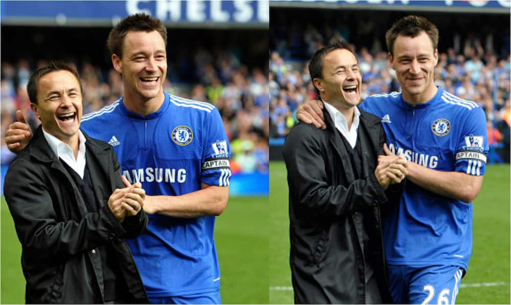 John Terry reveals what former Blues captain did to him to make him sell his car