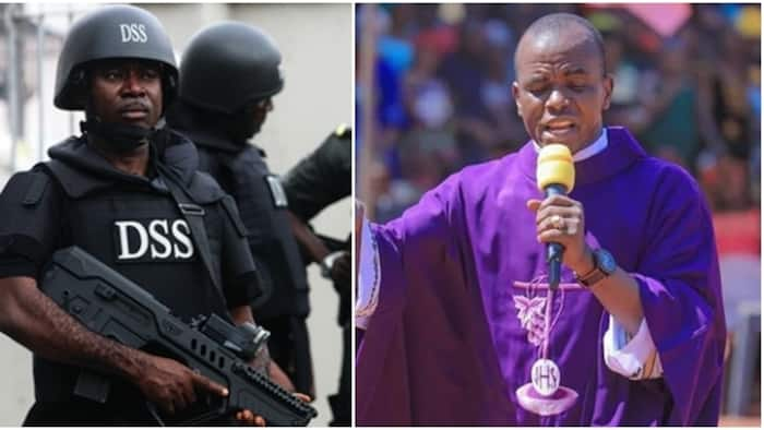 DSS has summoned me to Abuja for questioning - Father Mbaka alleges