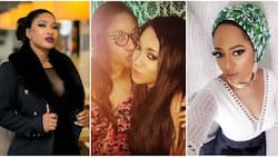 Who cares? It's a free world - Tonto Dikeh reacts to her former bestie Rukky Sanda unfollowing her on social media