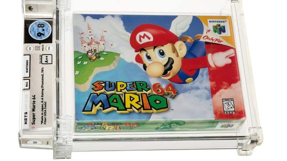 The cartridge is favourited among the gaming community as memorabilia.