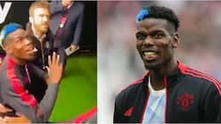 Man United star Pogba dragged into tunnel by coach after 'attack' from West Ham fan