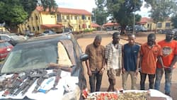 3 robbery suspects killed as police intercept 753 GPMG ammunition in southeast