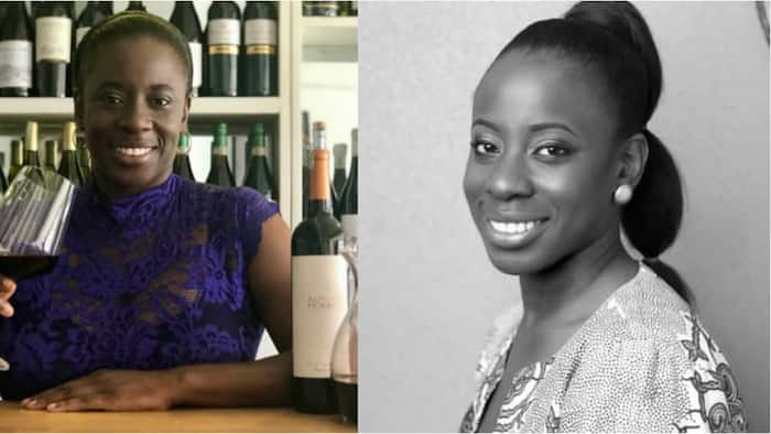 I heard God say it; Lady who quit her stay in UK where she was born & raised to set up wine business in Ghana