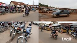 Again, police officers begin extortions on Iseyin-Okeho road; motorcyclists, motorists lament